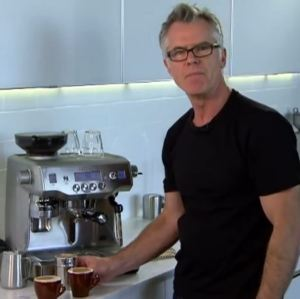 Phil the coffee guru